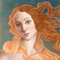Catherine Lucas Virgo detail of Carousel